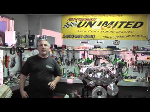Pontiac Crate Performance Engines