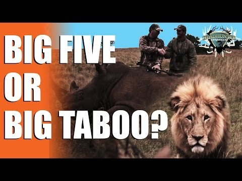 Headhunter Chronicles – Bow Hunting Lion & Rhino