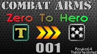 Combat Arms - Zero To Hero - Part 1: The Struggle Begins!