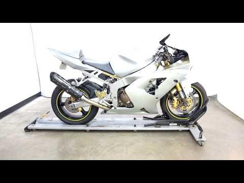 2004 Kawasaki Ninja® ZX-6R 636 in Eden Prairie, Minnesota - Video 1