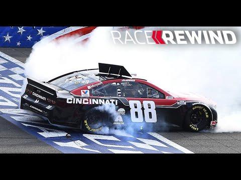 NASCAR オートクラブ400 ハイライト動画(15分)
