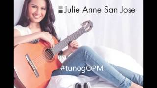 When I Close My Eyes - Julie Anne San Jose (Audio)