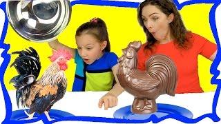ОБЫЧНАЯ ЕДА против ШОКОЛАДА Челлендж для детей Шоколадная Coca Cola vs Настоящая /// Вики Шоу