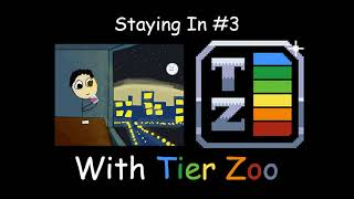 Staying In Podcast #3 - Tier Zoo
