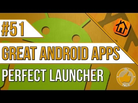 Video of Perfect Launcher
