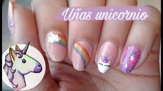 Uñas De Unicornio Para Niñas Faciles मफत ऑनलइन
