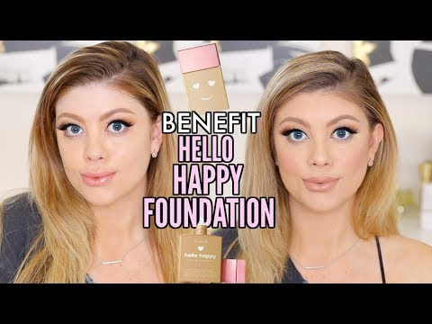 Hello Happy Soft Blur Foundation by Benefit #8