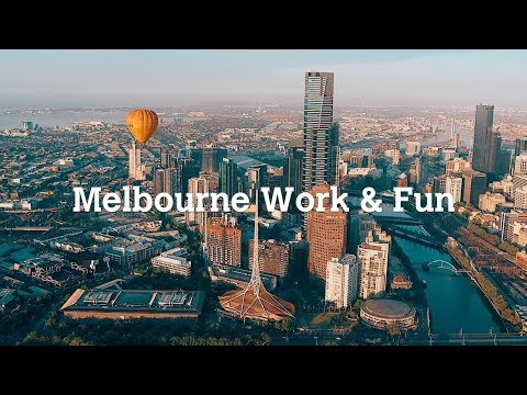 Melbourne Work & Fun Video