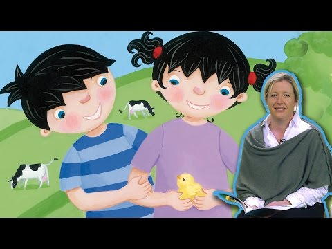 Friday Storytime: Topsy and Tim At The Farm
