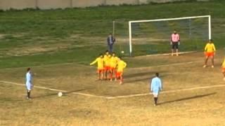 preview picture of video 'Città di Petrosino Atletico Trappeto 3 0 highlights'