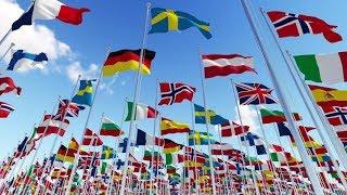 Best National Anthems of the World (with Lyrics) - 最好聽的國歌帶歌詞 / Лучшие национальные гимны мира