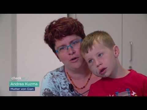 """""""Trampolin-Bruch"""" - Hirslanden & TeleZüri: Gesundheitssendung CheckUp"""