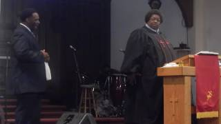 Pastor L.C. Green Divine Temple Church Of God In christ