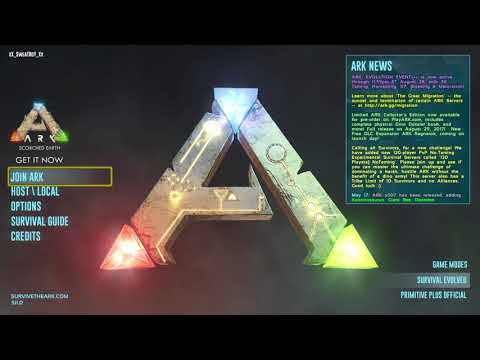 HOW TO FIX THE BUG THAT STOPS YOU FROM JOIN PC SERVERS PS4! ARK SURVIVAL EVOLVED!