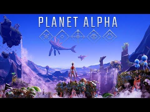 Gameplay de Planet Alpha