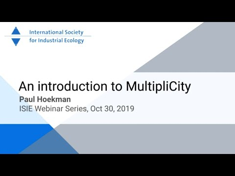 An introduction to MultipliCity - an online data warehouse for stocks and flows information.