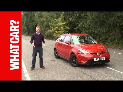 2013 MG3 In-Depth Car Review