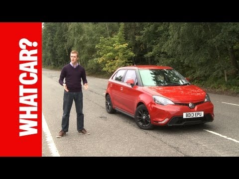 2013 MG3 review - What Car?