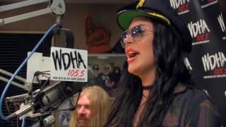 "Dorothy Performs ""Wicked Ones"" In WDHA's Studio D"
