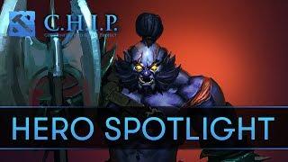 Dota 2 CHIP Hero Spotlight - Jeremy Khan