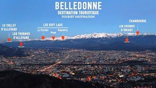 Vidéo Destination Belledonne : Promotion du Grésivaudan