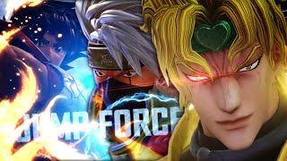 FIRST TIME PLAYING JUMP FORCE AND I LOVE IT!! KaggyFilms VS Thundershot | Jump Force Gameplay