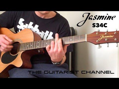 Jasmine S34C (Best Budget Acoustic Guitar?)
