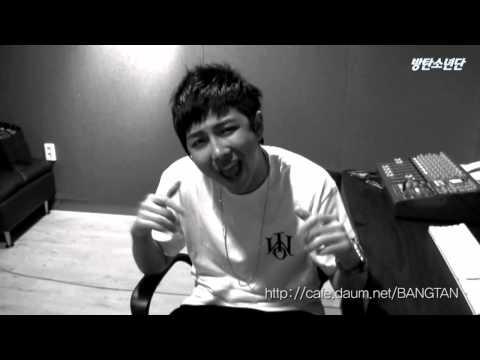 [English Trans] Pre Debut Rap Monster – SEVENTEEN