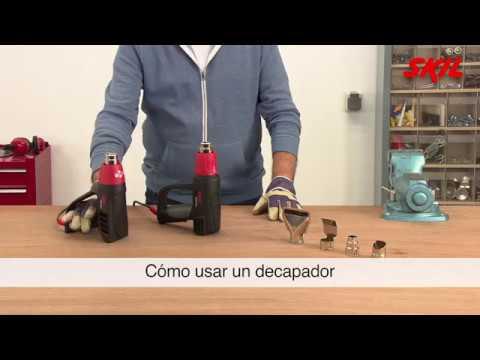 Cómo usar un decapador