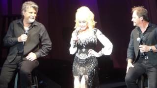 """Do I Ever Cross Your Mind"" Dolly Parton@Mann Music Center Philadelphia 6/15/16"