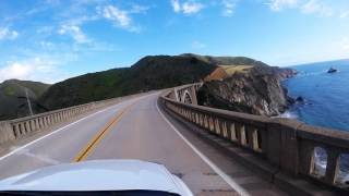 The Big Sur Drive : Travel (Not MacOS Big Sur)