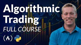 Algorithmic Trading Using Python - Full Course