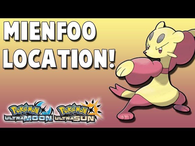 Mienfoo Pokemon Go