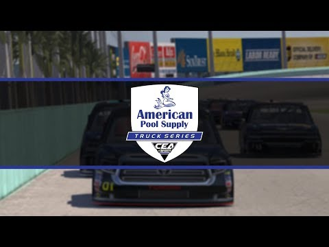 9: Charlotte // American Pool Supply Truck Series