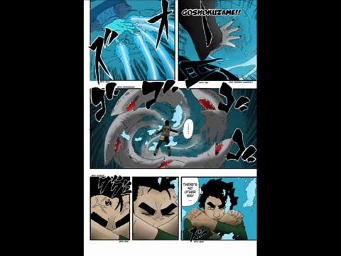Naruto Shippuuden Manga Chapter 258