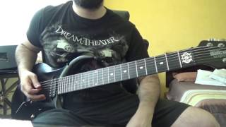 A Change of Seasons (Dream Theater) - Guitar Cover | AXE FX 2 XL+