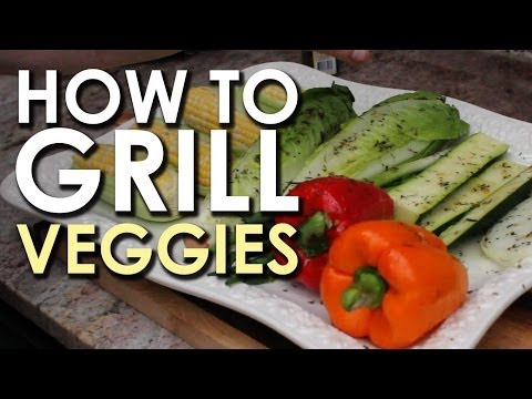Learn The Right Order To Grill Vegetables Perfectly