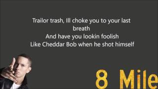 8 Mile Rap Battle - Lickety Split