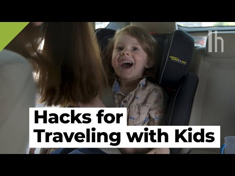 How To Take A Road Trip With Little Kids And Survive