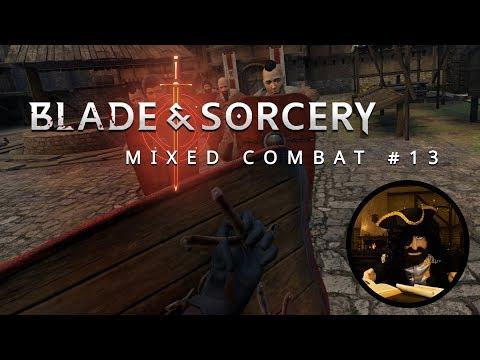 Blade and Sorcery — Oculus