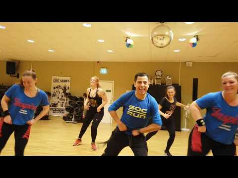 Get Ready - Pitbull ft. Blake Shelton Zumba Choreo