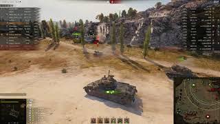 Т-10, Степи, Стандартный бой