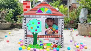 Trò Chơi Bé Nhà Nhỏ ❤ ChiChi ToysReview TV ❤ Đồ Chơi Trẻ Em Baby Fun