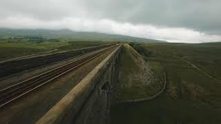 Train Bridge    FPV Drone
