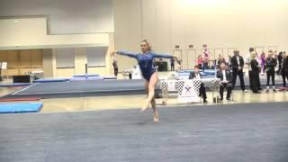 Anastasia Webb, IGI L10 Floor | 2017 Region 5 Championships