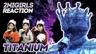 [KOREAN REACTION] Titanium - หน้ากากมงกุฎเพชร | THE MASK SINGER 3