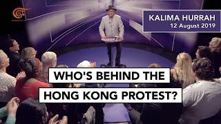 Video : China : George Galloway on the Hong Kong riots