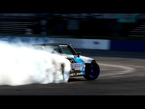 Formula Drift Turbo Honda S2000 Testing