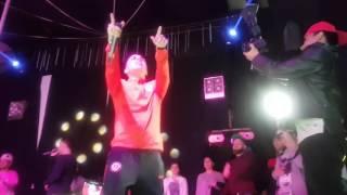 Ultima presentacion en chile Mundo Scalibur sabado 24 / 2016