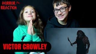 VICTOR CROWLEY Official Trailer #2 Reaction!!!